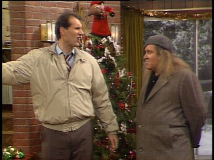 Married With Children Christmas.Married With Children It S A Bundyful Life Part 2 It S