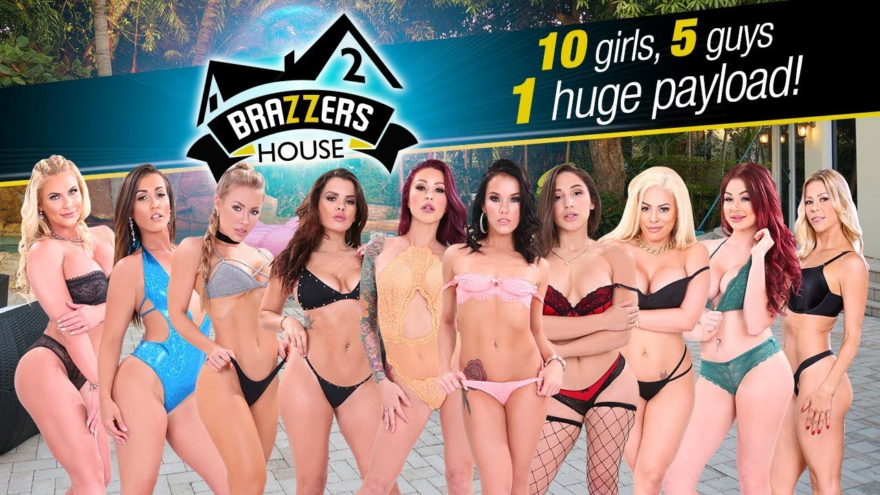 Brazzers house 2: day 1